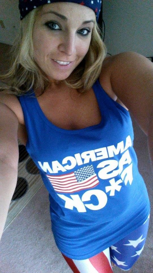 We love our fans, we love America! Get your own patriotic tank top at www.AmericanAsFuck.com !!!  #America #USA #Tank #IndependenceDay #4thOfJuly #Patriot #Patriotic #UnitedStates #Celebration #funny #fun #drunk #party #workout #gym #gear #clothes #beer #gift #boyfriend #DIY