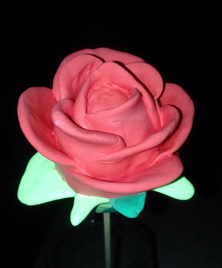 Rose af silk Clay