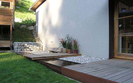 Oltre 25 fantastiche idee su giardini a parete su - Muri da giardino ...