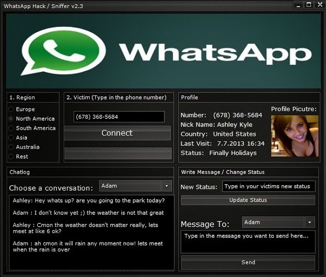 whatsapp sniffer for android free download