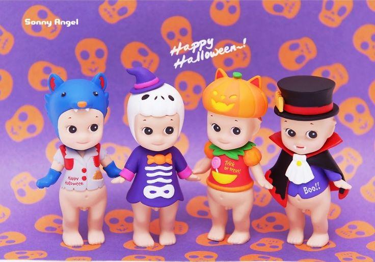 sonny angel doll halloween 2015 series