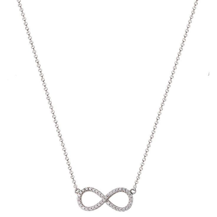 Xenox Halskette Symbolic Power Unendlichkeit XS2765