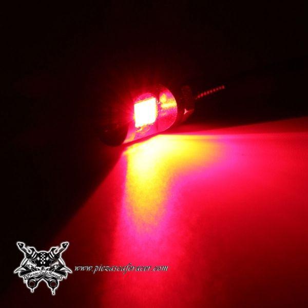 Luz de Matrícula Trasera Para Moto Modificaciones CafeRacer Scrambler Chopper 12V DC Color Blanco - 3,37€ - ENVÍO GRATUITO EN TODOS LOS PEDIDOS