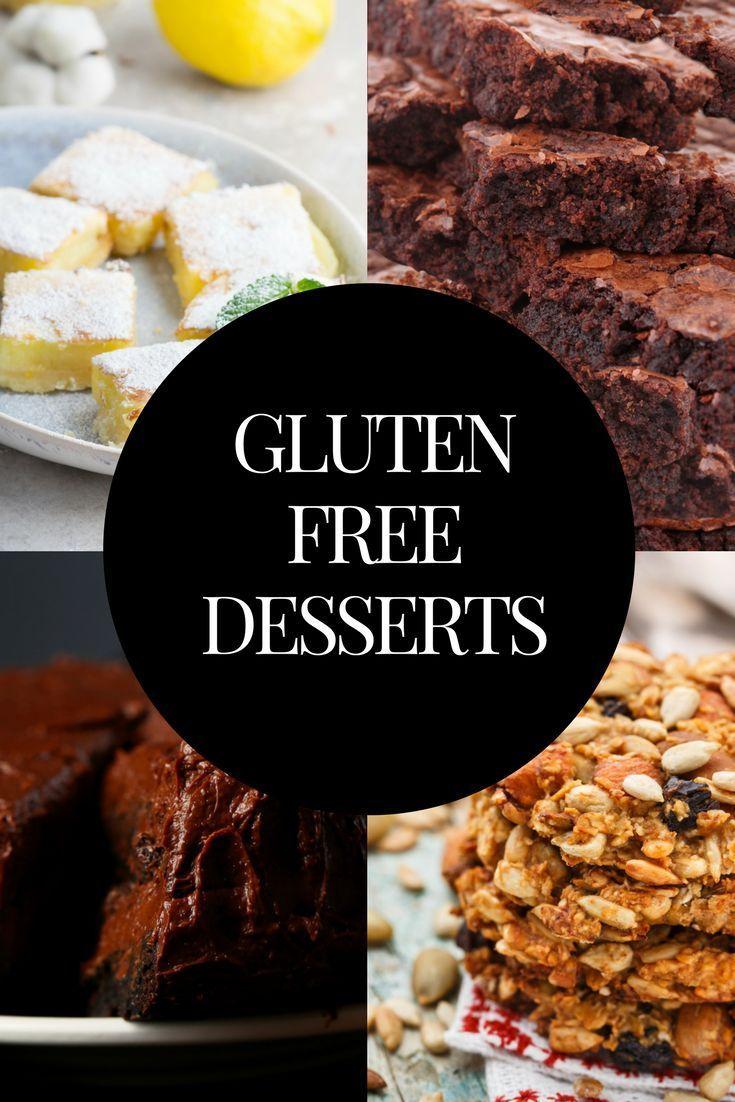 15 Gluten Free Desserts