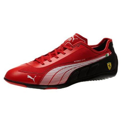 Check out more red items like this shoe here.