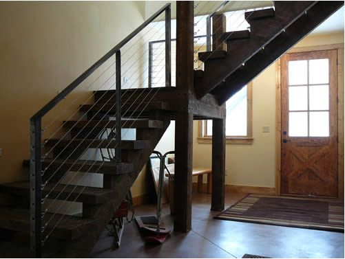 52 best staircases images on Pinterest | Stairs, Beautiful and Decking
