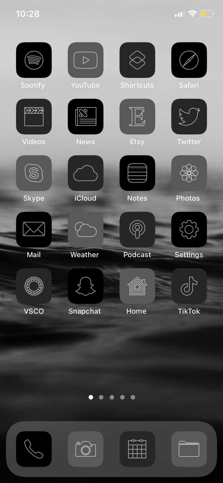 300 dark app icons aesthetic iphone ios 14 app icons