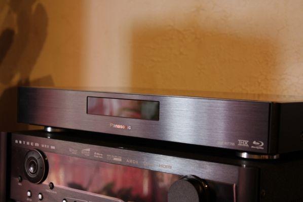 Test Panasonic DMP-BDT700 : un lecteur Blu-ray 3D haut de gamme aux performances détonantes