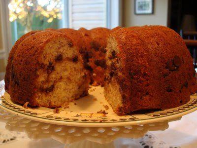 Mennonite Girls Can Cook: UBC Ponderosa Cake (Banana/Chocolate)