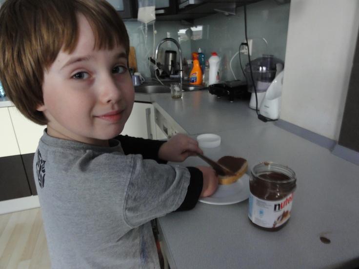 To jest Franek, bohater strony http://www.dlafranka.org #fundraising #dobroczynność
