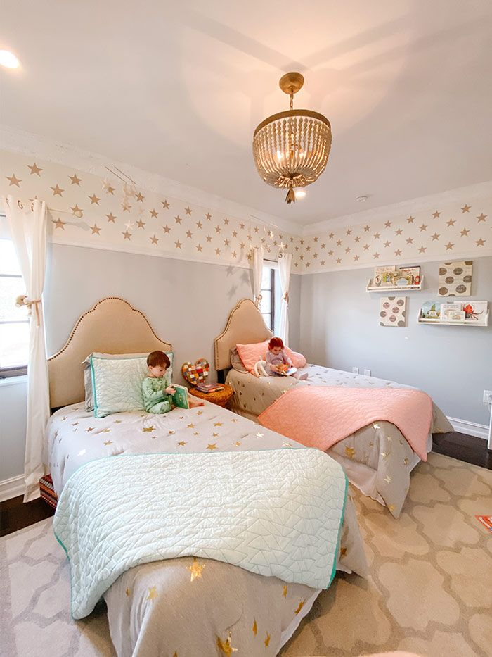 Crib To Toddler Bed Transition The Ultimate Check List Forever Freckled In 2020 Toddler Bed Transition Boys Bedroom Decor Toddler Bed