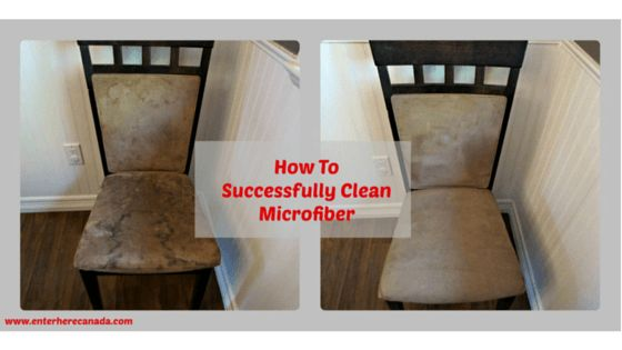 How To Successfully Clean Microfiber - EH CANADA
