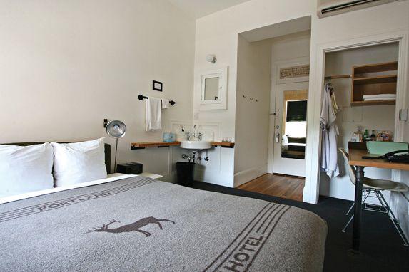 Best 25 ace hotel ideas on pinterest hotels with - 2 bedroom suites portland oregon ...
