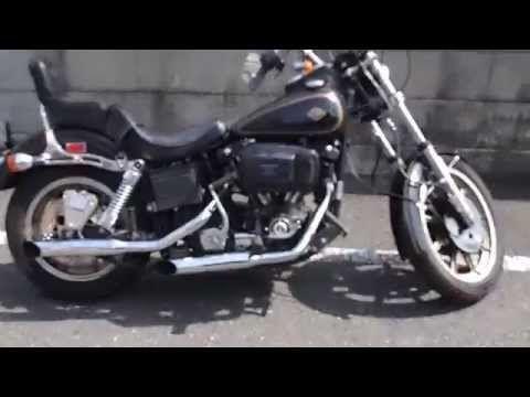 1982 Harley Davidson Sturgis FXB - for sale in Palos Hills, - YouTube