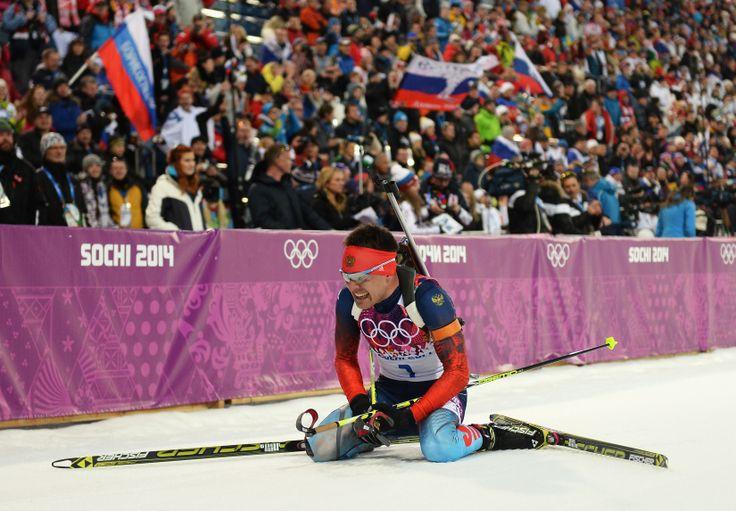 Евгений Гараничев - бронзовый призёр зимних Олимпийских игр 2014 года в индивидуальной гонке.