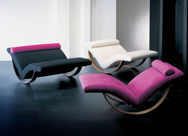 Кресло-качалка Giovannetti Gabbiano фабрики Giovannetti из Италии купить в Москве - Современный стиль : описание, фото.…