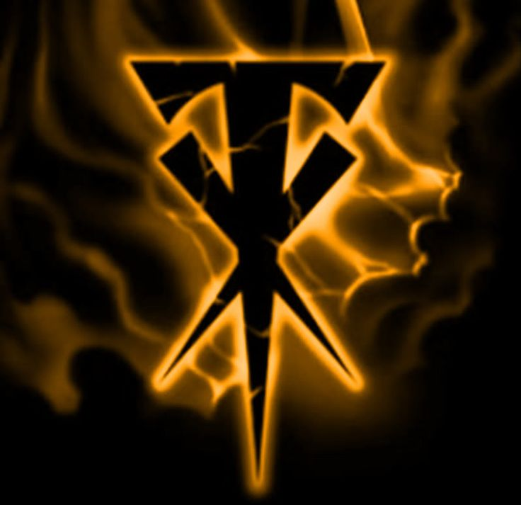 undertaker symbol would probably do it in purple