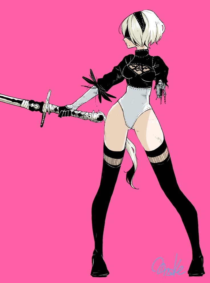238 Best 2b Images On Pinterest Nier Automata Character