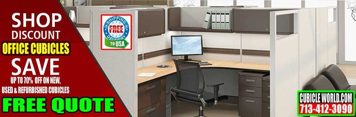 Discount Office Furniture By Cubicleworld.com The Leading Manufacturer Of Cubicles, Workstations, Chairs, Desks, Office Furniture Repair & Installation.