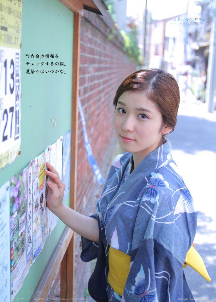日本少女下町午前 ニホンショウジョシタマチゴゼン | 松岡茉優
