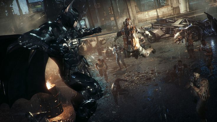 VIDEO GAMES: Rocksteady Releases Final Set of ARKHAM KNIGHT Screenshots