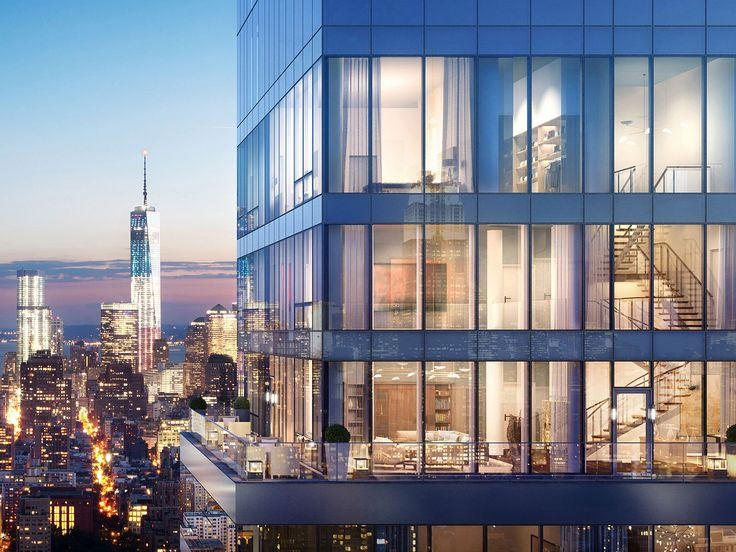 Billionaire Rupert Murdoch's New Pad in New York City