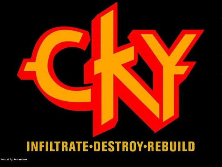 "cKy! BEST BAND EVER...and  ""real roCK returns this Year"" -Deron Miller :0"
