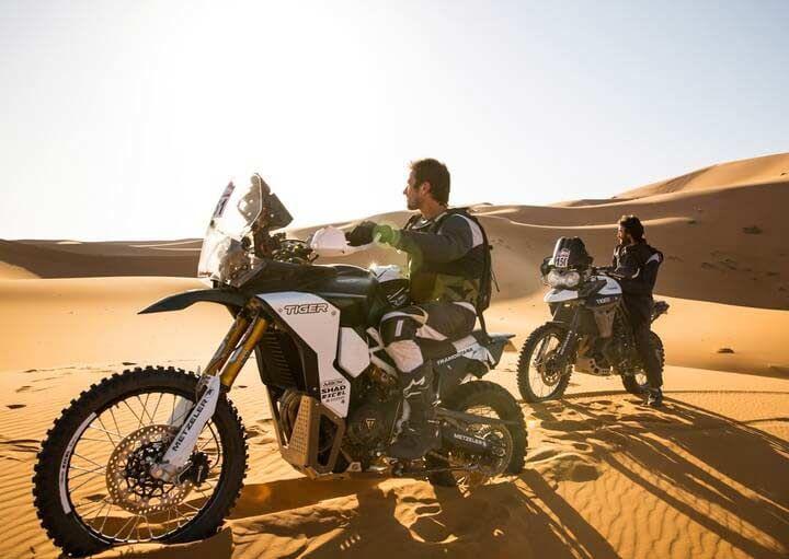 Pin By Vaclav Jakubek On Bike Adventure Bike Triumph Motorcycles Enduro Motorcycle