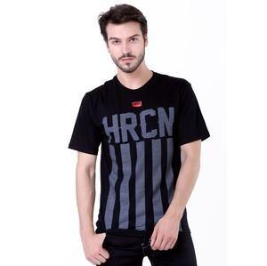 Kaos T-shirt Pria Casual Harian [H 0079] (Brand HRCN) Original Bandung