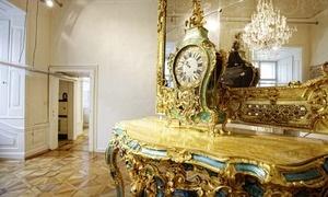 """Exhibition """"Glanzlichter des Schlosses Esterházy"""", Eisenstadt, Austria"""