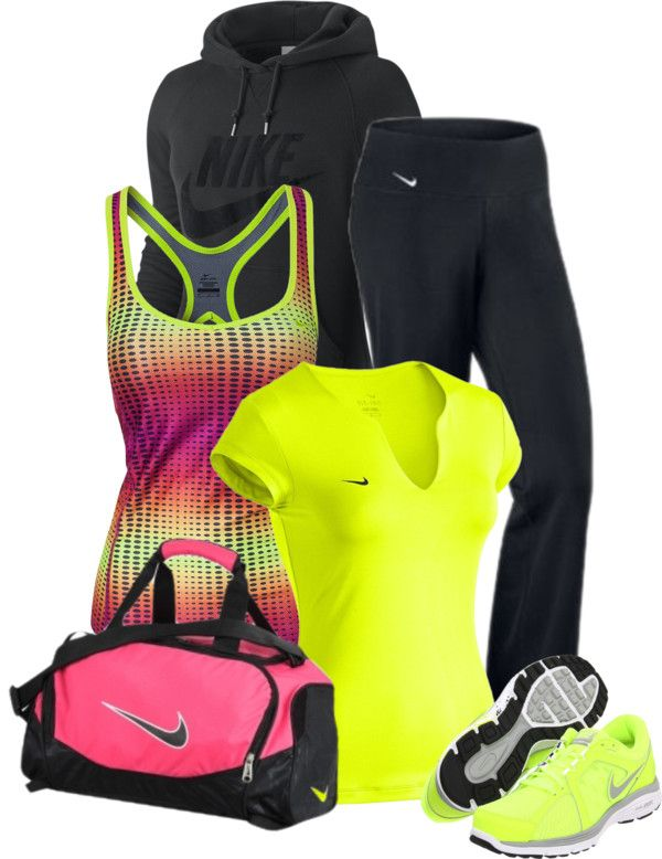 "the perfect ""workout outfit"""