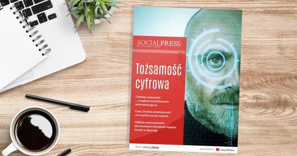 """Raport """"Tożsamość cyfrowa"""" – wirtualna rzeczywistość już dziś wpływa na naszą ewolucję"""