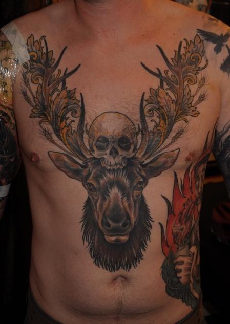62 best deer tattoo ideas images on pinterest tattoo ideas deer and deer tattoo. Black Bedroom Furniture Sets. Home Design Ideas