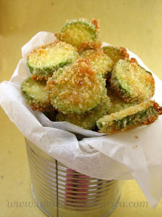Aperitivo con zucchine praticamente light | Una Cena con Enrica, imparando a cucinare con passione