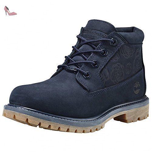 Timberland Nellie Chukka Double DARK SAPPHIR, WOMAN, Size: 37 EU (6 US / 4 UK) - Chaussures timberland (*Partner-Link)