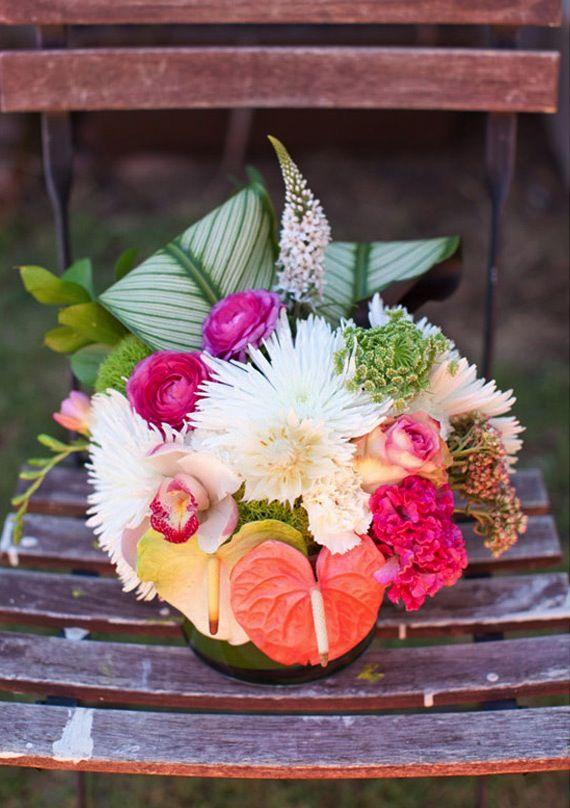 pretty arrangement #flowers