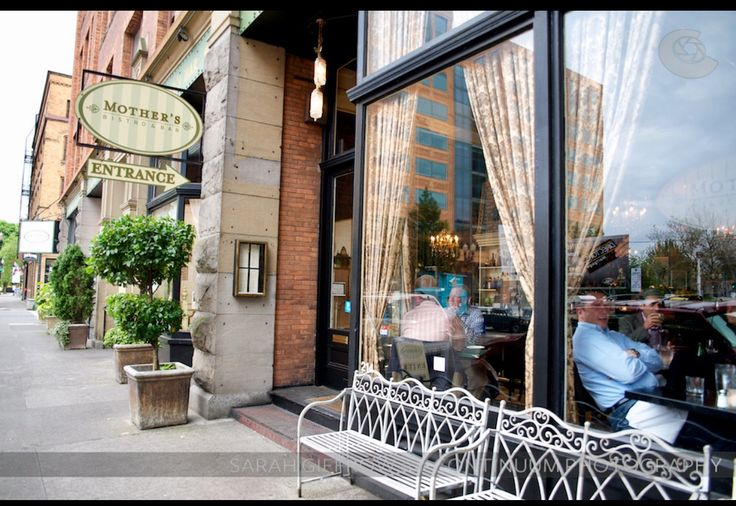 Homestyle: Mother's Bistro and Bar has long been a Portland favorite and stays busy all the time.