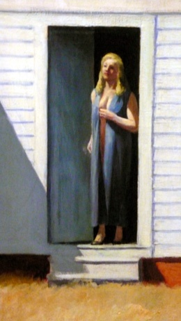 symbolism and the key elements used in city sunlight a painting by edward hopper Edward hopper he died in new york city — hopper another layer of meaning unfolds when the symbolism of the food and decorative elements is.