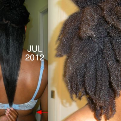 how to make natural conditioner for black hair