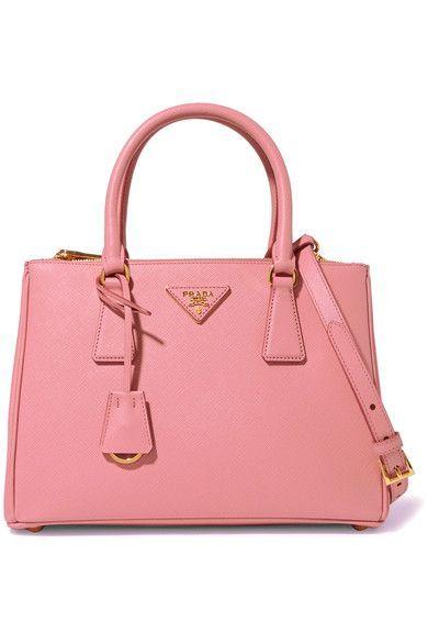 Prada | Galleria medium textured-leather tote | NET-A-PORTER.COM