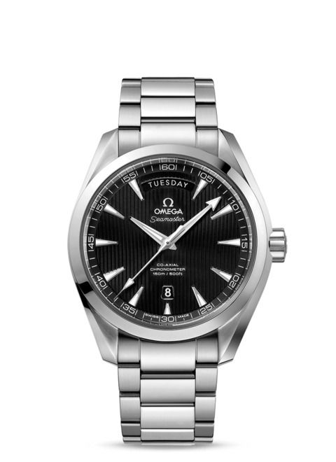 Omega Co-Axial Jour-Date 41,5 mm
