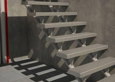 Escaleras metalicas precios en mexico buscar con google - Escalera prefabricada de hormigon ...