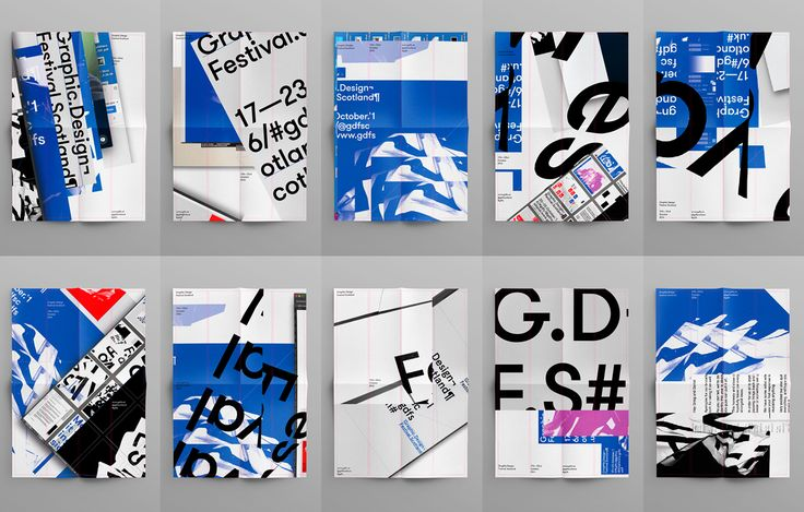 Graphic Design Festival Scotland 2016 on Behance
