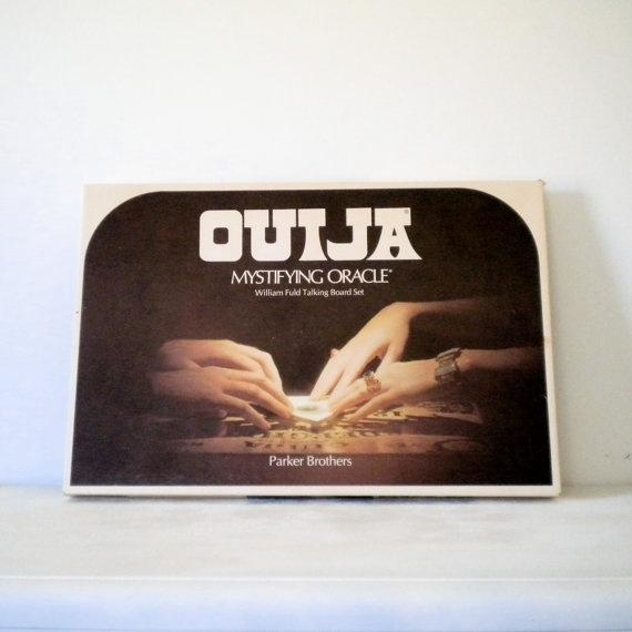 1970s Ouija