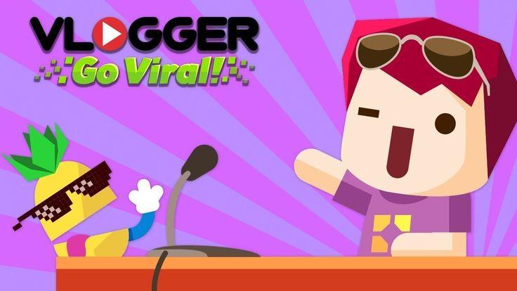 Juego Sugerido #16 Vlogger Go Viral - Clicker
