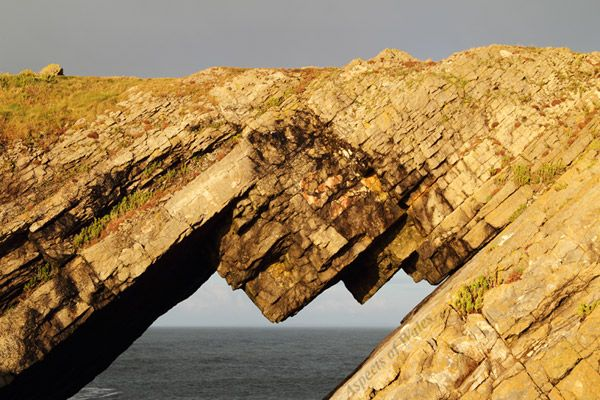 Devil's Bridge, Worm's Head, Rhossili