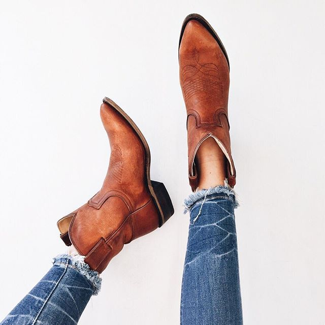 Billy Short Boots | The Frye Company @shalicenoel