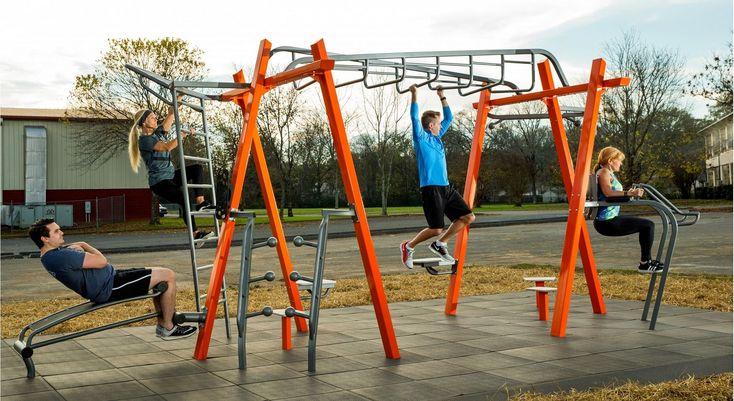 Playground Workout Ideas