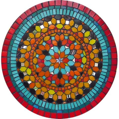 1000+ Ideas About Mosaic Table Tops On Pinterest | Mosaic Tables