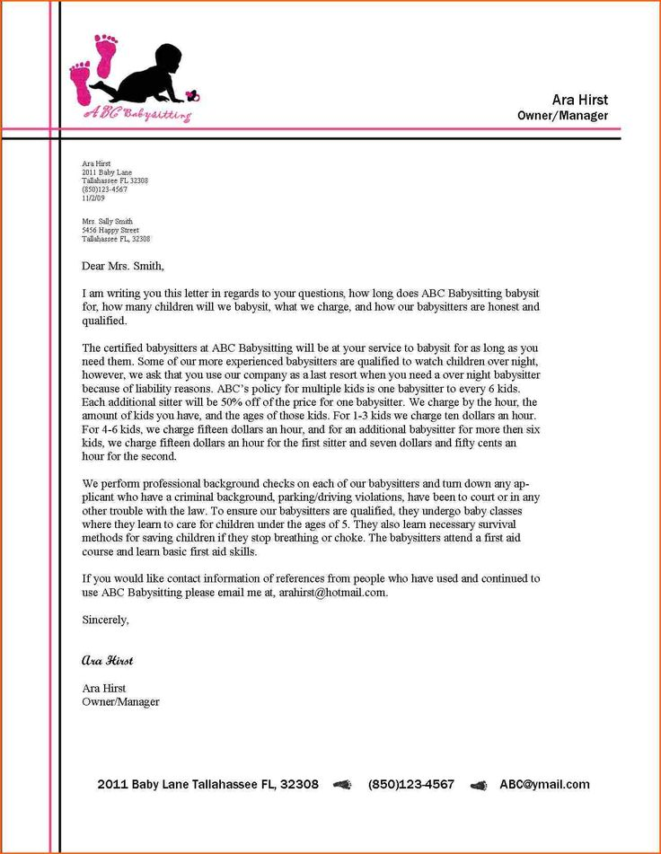 Best 25+ Business letter format ideas on Pinterest Business - business letterhead